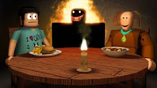 My Roblox dinner date got really weird.. (Camping)