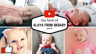 cute/adorable moments of Alaya from OKbaby!!