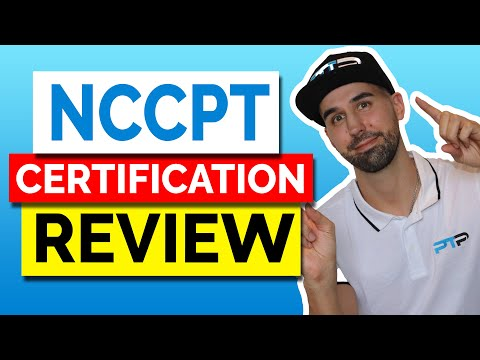 NCCPT CPT Certification Review - learn about this new certification ...