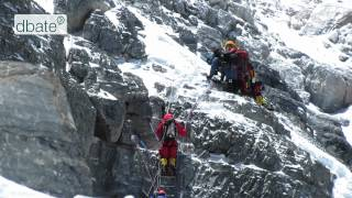 dbate.de-Videotagebuch: Das Mount Everest-Problem - Tod im Himalaya (komplett)