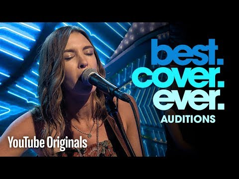 The Auditions: Emma Lynn White performs her version...
