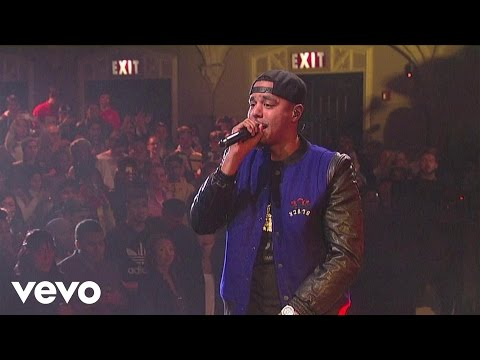 J. Cole - Land Of The Snakes (Live on Letterman)
