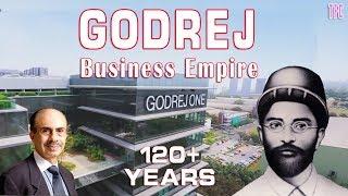 Godrej Family Business Empire | How big is Godrej Group?