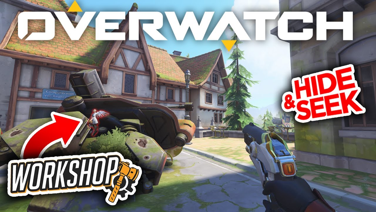 10 Workshop Modes that SUPER SIZE & SHRINK You in Overwatch