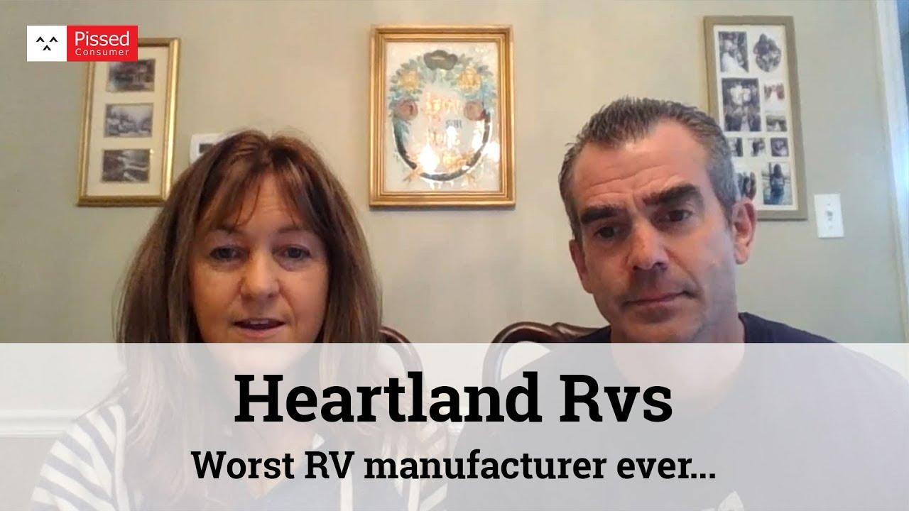 Heartland Rvs Reviews - Worst RV manufacturer ever @ Pissed Consumer  Interview