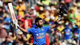 Virat Kohli hits 25th ODI ton, fulfills promise given to Wasim Akram