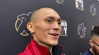 "FRANCISCO FONSECA ""RYAN GARCIA IS NOT ON TANK DAVIS LEVEL! I'M GONNA KO HIM"""