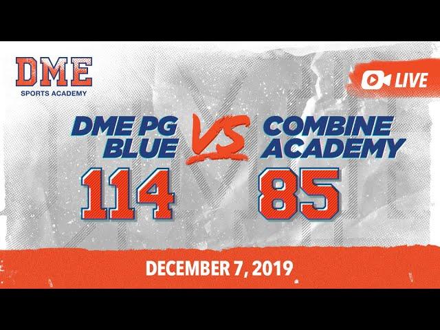 DME PG Blue vs Combine