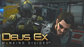 Это война! ● Deus Ex: Mankind Divided #17 [PC] 1080p60 Max Settings