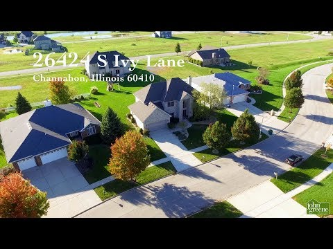 26424 S Ivy Lane, Channahon, IL 60410