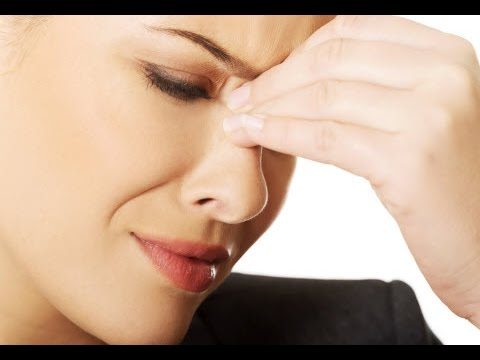How to Get Rid of Sinus Headaches Fast -  Sinus Headache Remedy