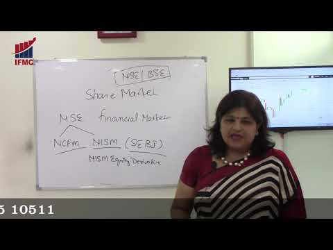 Stock Market is best Career Option ll Online Diploma in Stock Market along with Graduation