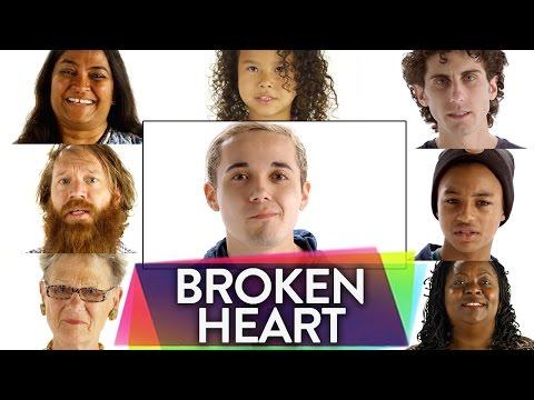 How Do You Mend A Broken Heart? | 0-100