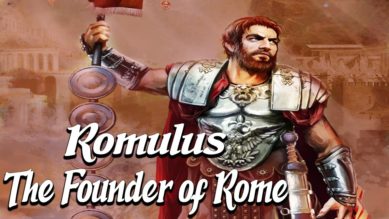 Romulus: The Founder of Rome (Ancient Rome Explained)