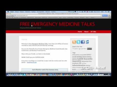 AAC2013 - Vodcast   www acilci net   Free EM Talks