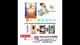 Group Meditation and Angel Guide Readings 10/21/20