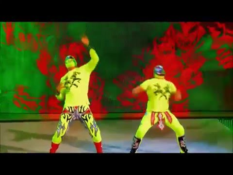 Lucha Dragons Best Moments