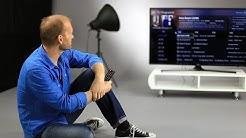 Samsung TV K-Serie - Bedienung