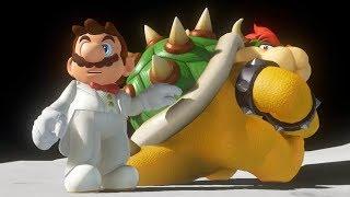 Super Mario Odyssey - All Bosses