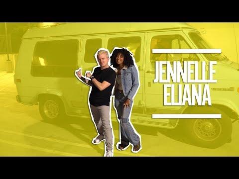 JoJo Wright - Jennelle Eliana Talks About Living In Her Van, Losing Her Snake & More