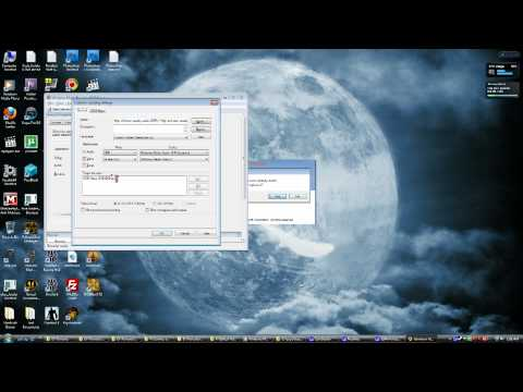 Using Windows Media Encoder 9 to Record your Desktop