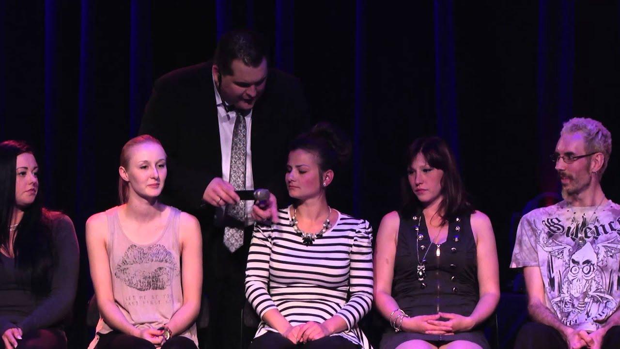 """""""Canada's Premiere Stage Hypnotist"""" Master MInd Hypnotist ..."""