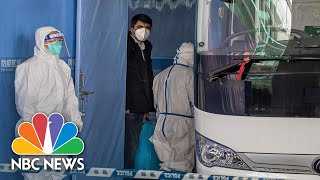 Return to Wuhan: What Life Is Like One Year Later | NBC Nightly News