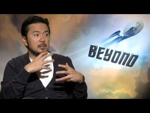 Star Trek: Beyond: Director Justin Lin Official Movie Interview
