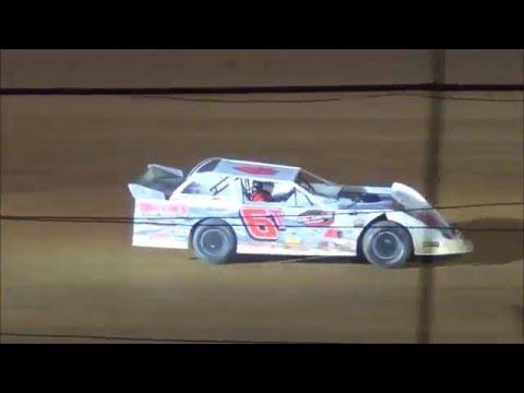 "Tyler County Speedway ""ULMS Late Model $5,080 Earl Hill Memorial"" 4-16-2016"