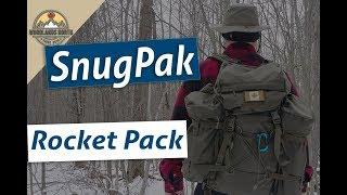 ✓ Snugpak RocketPak review