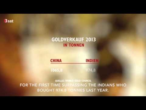 Documentary about Gold Price Manipulation in Mainstream Media