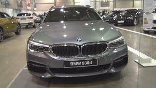 BMW 530d xDrive Touring (2018) Exterior and Interior