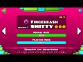 [2.1] SHITTY FINGERDASH -By PXrainbow| GDFostar