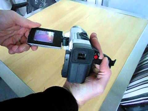 JVC GR-DVL140 E MiniDV-Camcorder