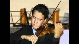 Felix Weber, Mendelssohn-Bartholdy, e-Moll op. 64, Violinkonzert, 1. Satz
