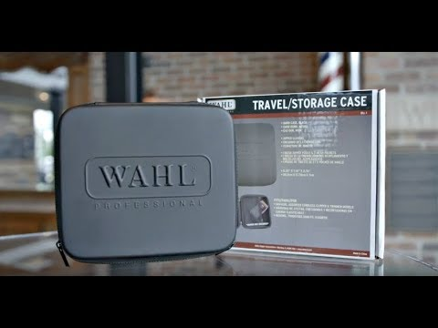 WAHL Travel Storage Case
