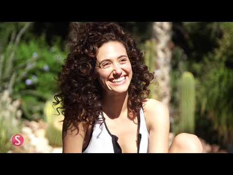 Emmy Rossum Behind the Scenes | BTS Cover Star | SHAPE ...