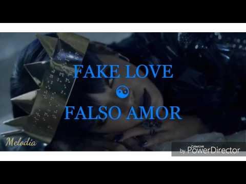 Fake Love - Rihanna (español e inglés)