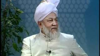 Liqa Ma'al Arab 4th March 1997 Question/Answer English/Arabic Islam Ahmadiyya