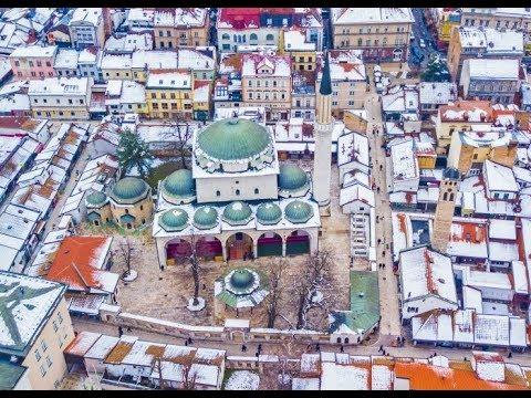 Incredible and beautiful Bosnia and Herzegovina in 60sec