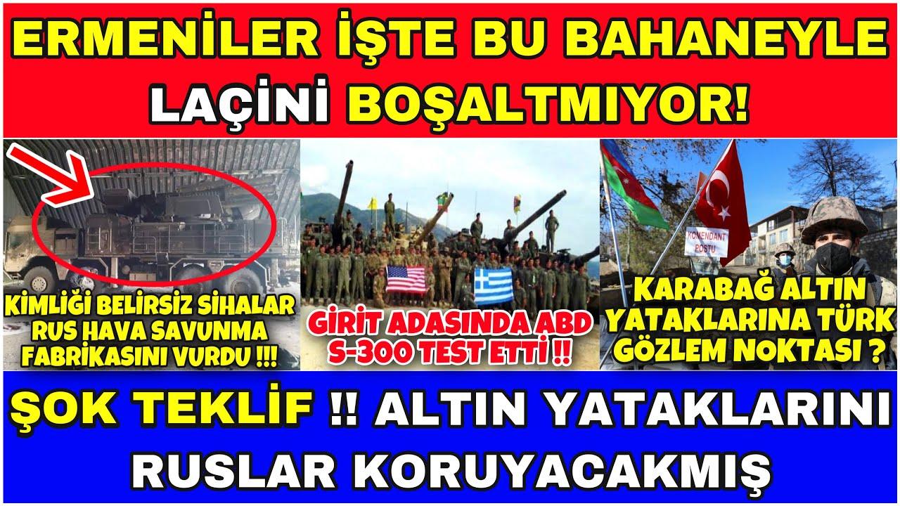 KARABAĞ ANLAŞMASI İHLAL EDİLİYOR !! [ AZERBAYCAN KARABAĞ SON DURUM ]