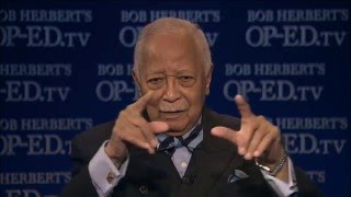Bob Herbert's Op-Ed.TV: Hon. David Dinkins & Les Payne on New York City in the 1990s