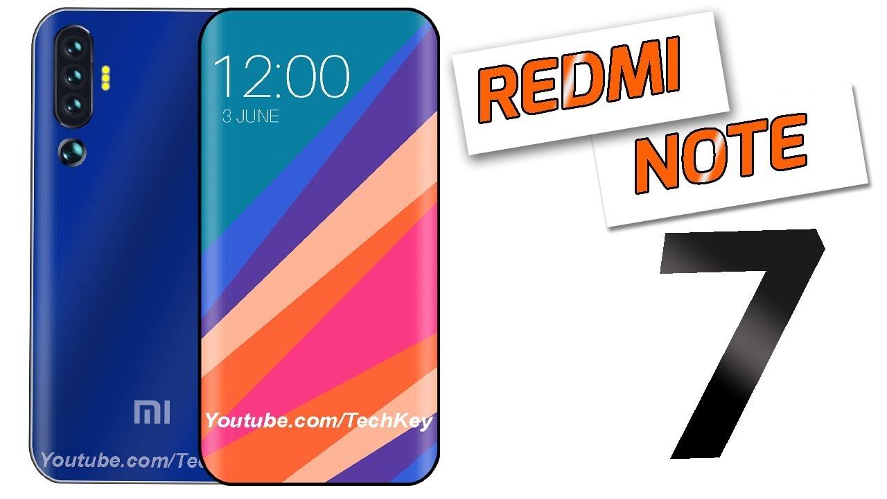 Xiaomi Redmi Note 7 53mp 4 Dslr Camera Miui 10 5g Network 10 Gb