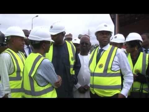 MINISTRY OF TRANSPORTATION INSPECTS KADUNA DRY PORT