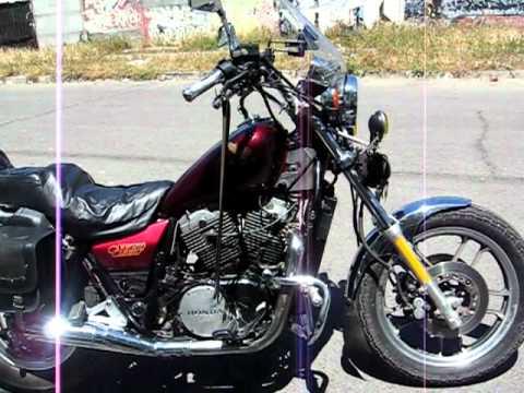 moto honda nv750 custom - youtube