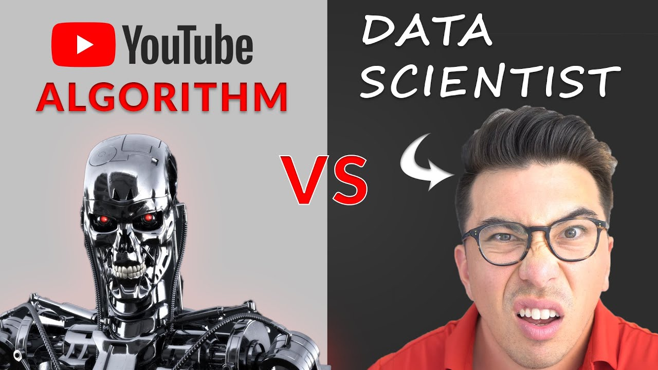The YouTube Algorithm EXPLAINED! (Tips from a Data Scientist)