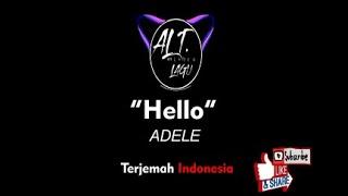 Adele-Hello Arti Lirik Terjemahan Lagu Indonesia