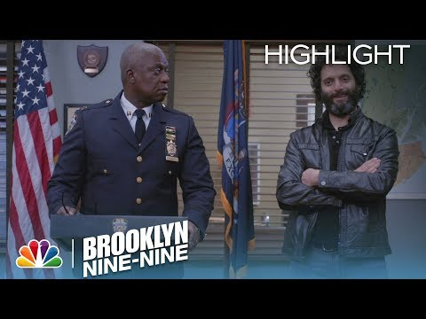 Brooklyn Nine-Nine was so damn good this week
