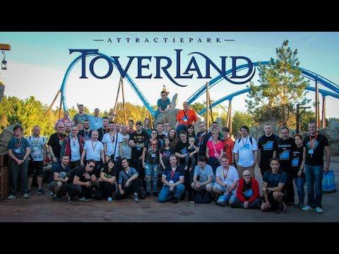 Toverland Vlog | October 2018 | Coaster Club Event