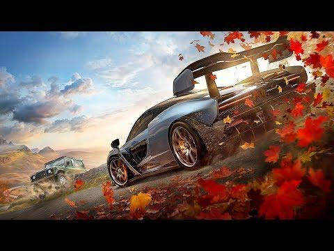Forza Horizon 4   Main Menu Theme Song 1 hour version